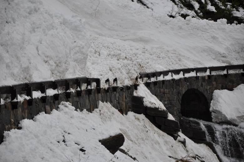 Glacier National Park - 16 Slide at Haystack Creek 6-19  14460282944_54963a07cb_b