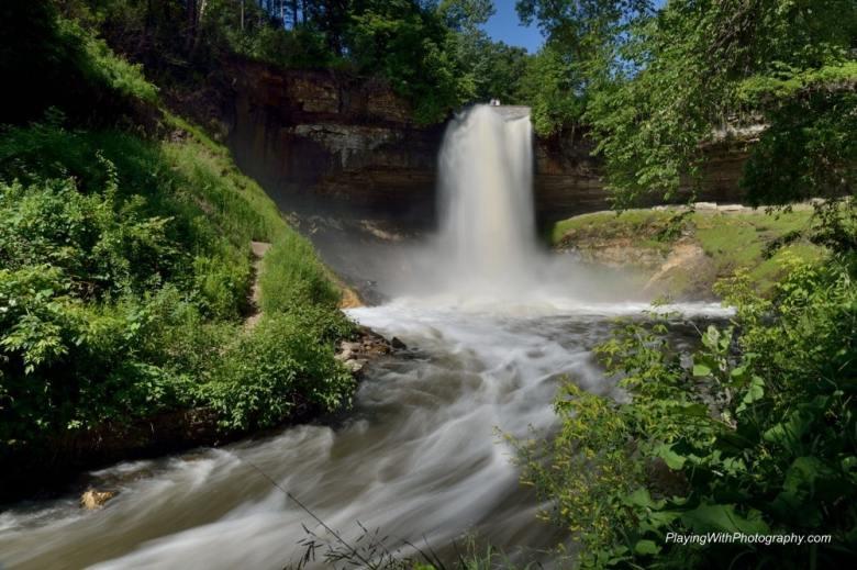 Minnehaha Falls Minneapolis Minnesota 26 20140624-DSC_8999 Minnehaha Falls Minneapolis Minnesota 1 half s