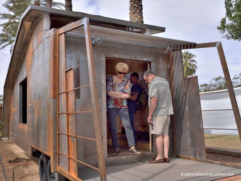 Micro-Dwell at the Shemer Scottsdale Arizona 14 - Michael Phillip Pearce  structure - ExplorationVacation 20140216-DSC_5965