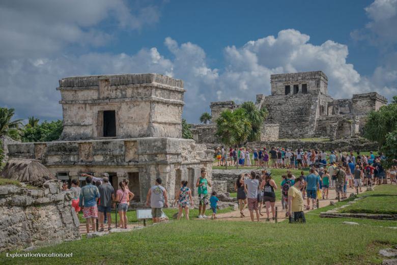 Tulum ruins Mexico- ExplorationVacation.net