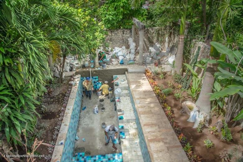 Merida Mexico house tour in house under construction- ExplorationVacation 20141125-DSC_8273