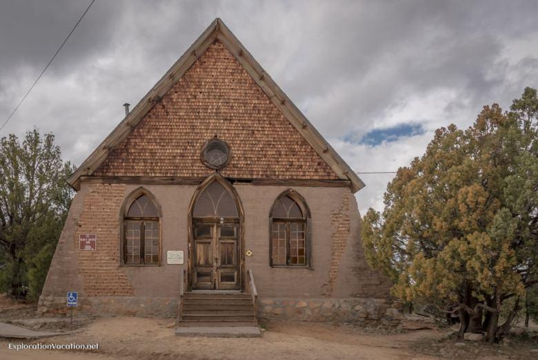 Pinos Altos New Mexico 26 - Hearst church - ExplorationVacation 20150317-DSC_1303