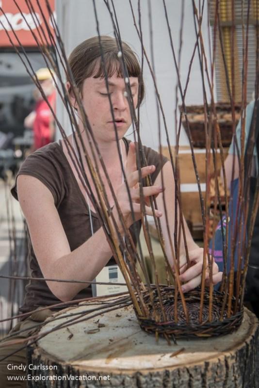 Art show in Grand Marais Minnesota - ExplorationVacation