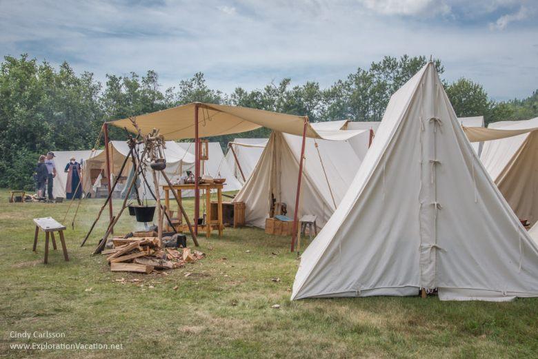 north men's camp Grand Portage Minnesota