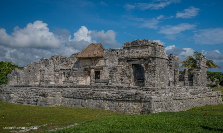 house of the halach uinic Tulum Mexico