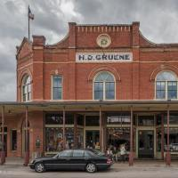 mercantile building Historic Gruene Texas - ExplorationVacation.net