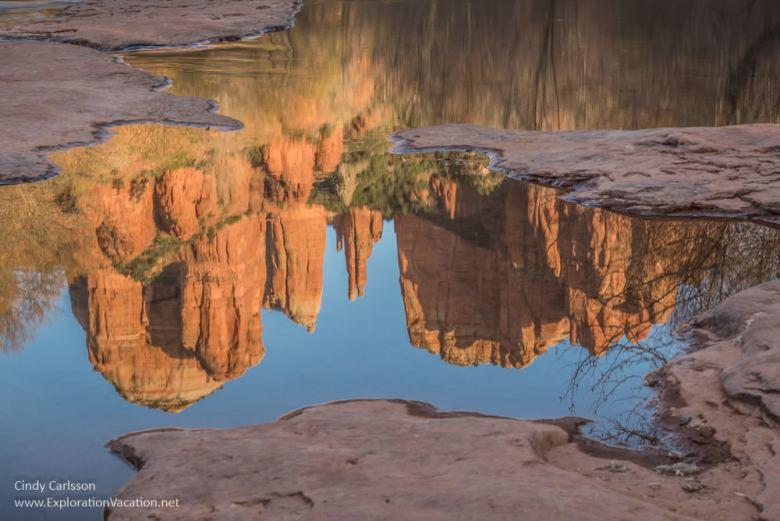 reflections at Red Rock Crossing Sedona AZ - ExplorationVacation