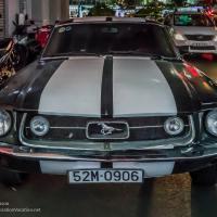 A 1960s American classic in Saigon, Vietnam