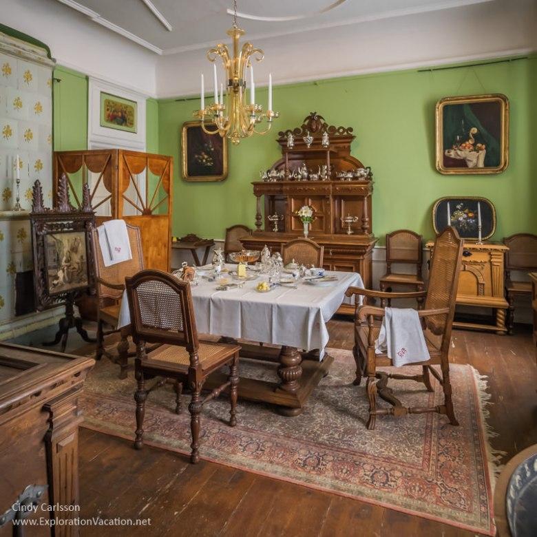 interior Julita Manor Sörmland Sweden - www.ExplorationVacation.net