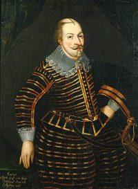 Swedish King Karl IX