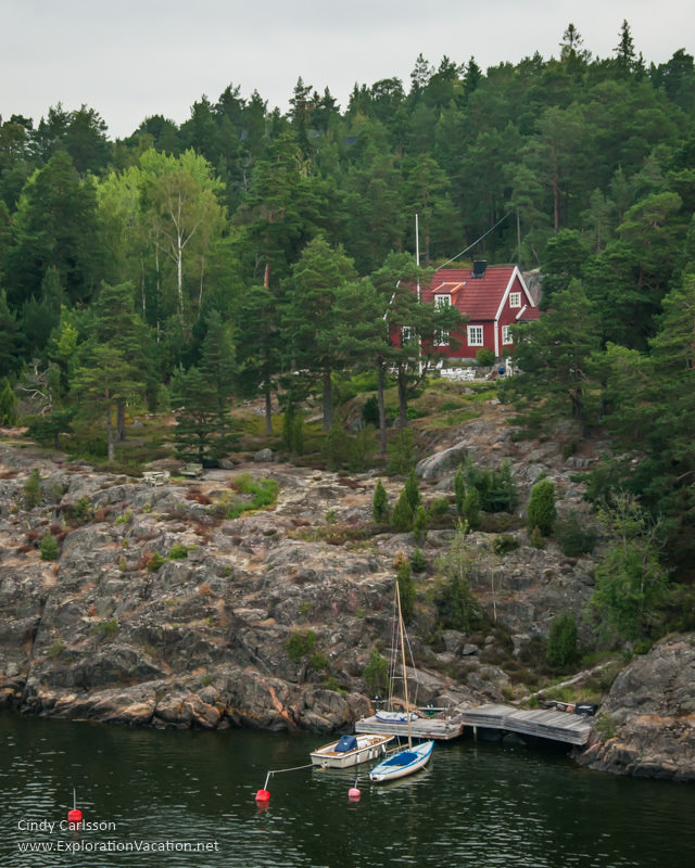 Stockholm archipelago - www.ExplorationVacation.net