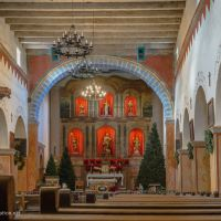 The past is present at Mission San Juan Bautista, California