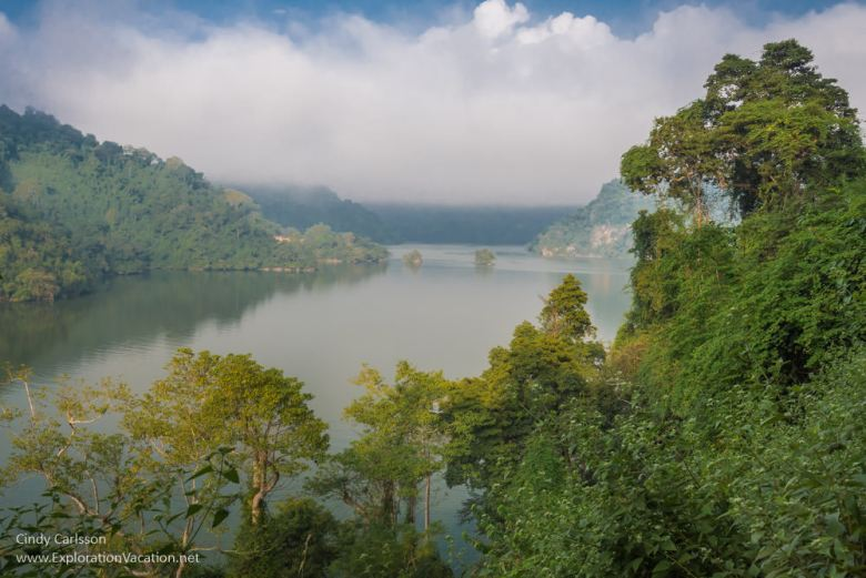 Ba Be Lake Northern Vietnam - ExplorationVacation