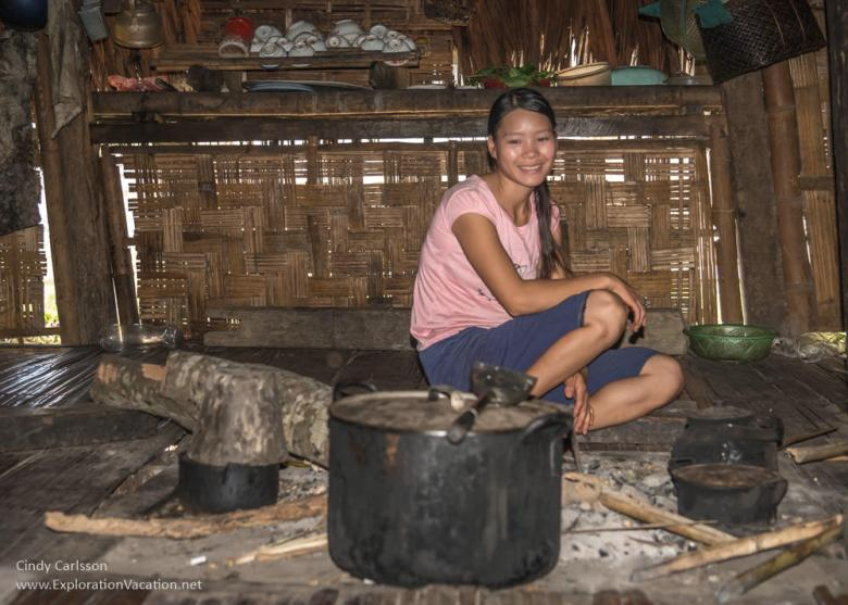 Tay Village - Northern Vietnam road trip - ExplorationVacation