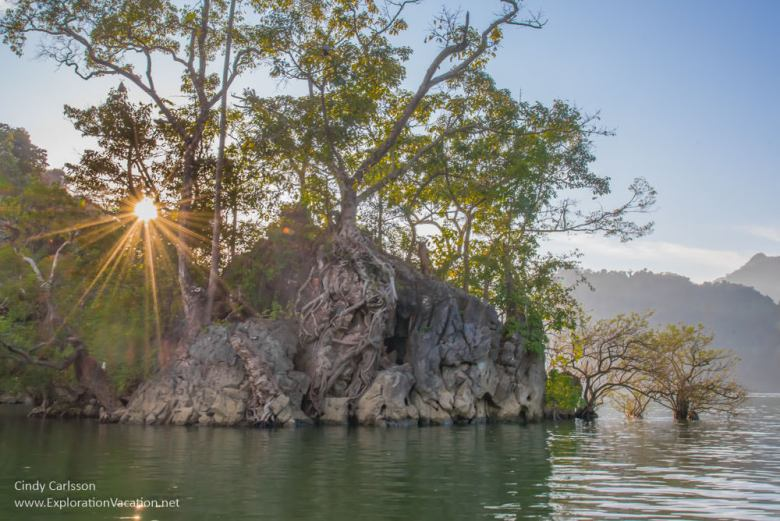 Northern Vietnam road trip Ba Be Lake - ExplorationVacation