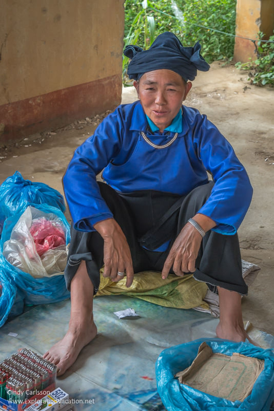 market Northern Vietnam road trip - ExplorationVacation