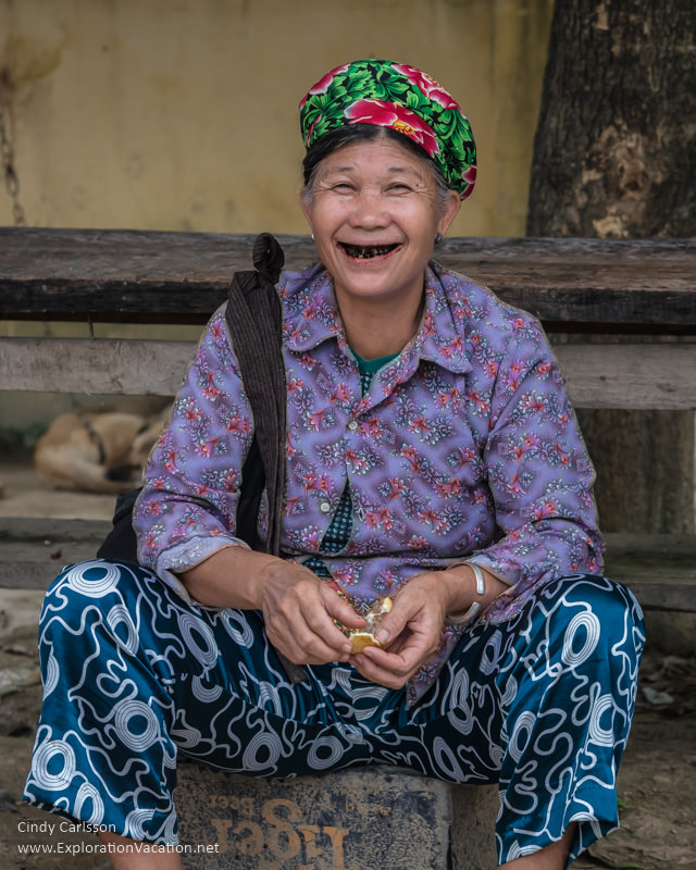 market Northern Vietnam road trip - ExplorationVacation