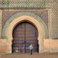 A Glimpse of Meknès, Morocco