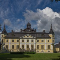 Seeing how things change at Sparreholm Castle, Sweden