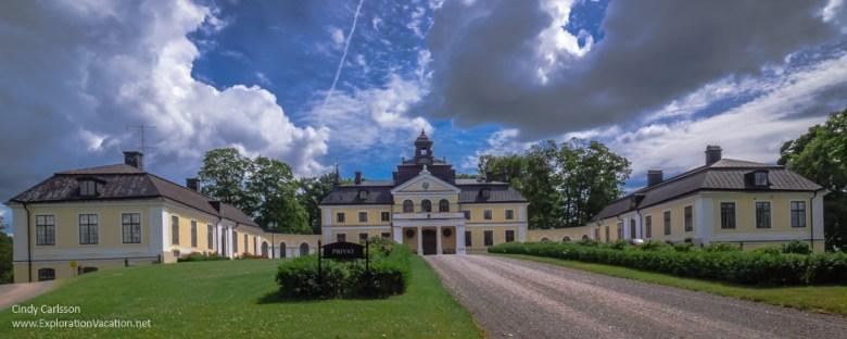 Sparreholm Castle Sweden - www.ExplorationVacation.net