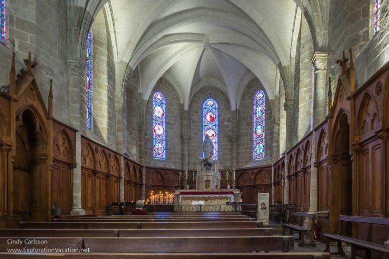 Notre-Dame la Blanche 2017 Guerande Medieval Festival France - www.ExplorationVacation.net