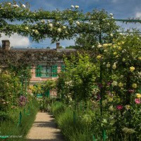 Monet's Gardens Giverny France - www.explorationvacation.net