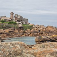 Brittany's Pink Granite Coast, France