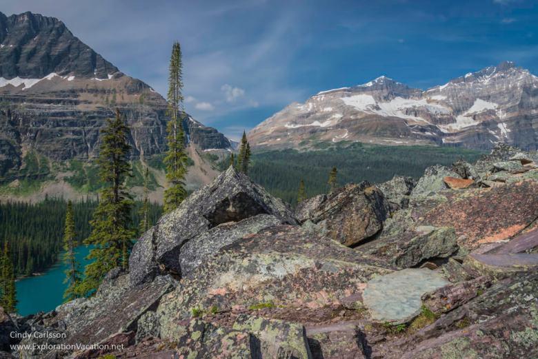 Lake O'Hara Yoho National Park British Columbia Canada - www.ExplorationVacation.net