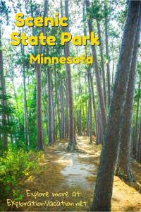 Scenic State Park - ExplorationVacation.net