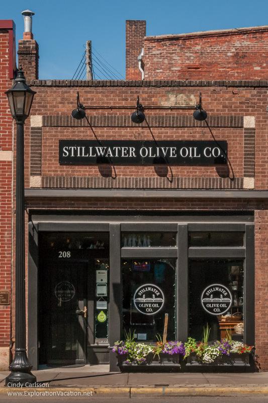 Stillwater shop - www.ExplorationVacation.net