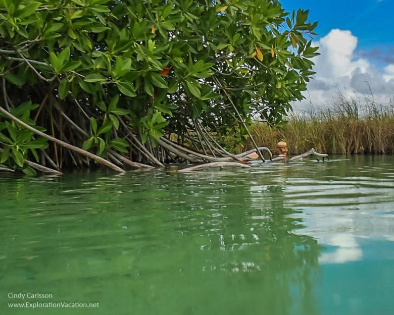 Sian Ka'an tour Tulum Mexico @ www.ExplorationVacation
