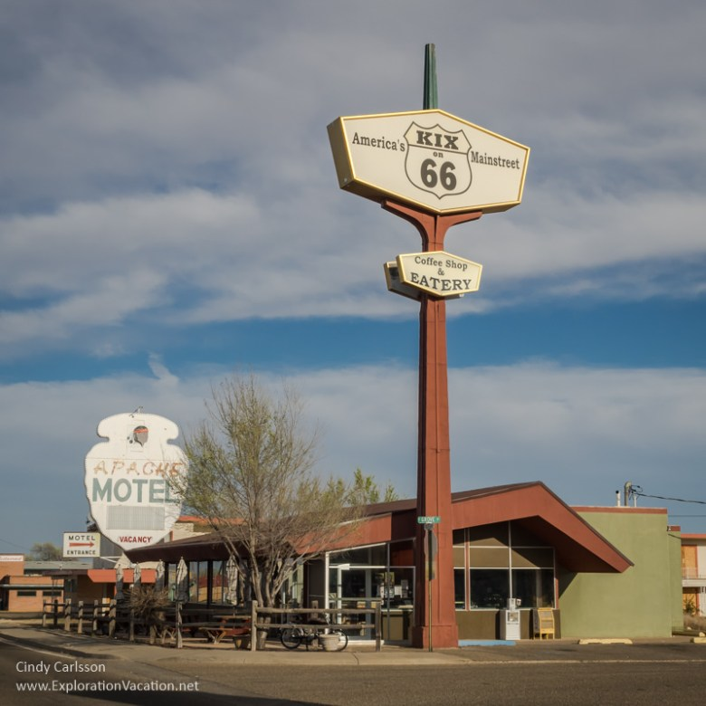 Kix on 66 in Tucumcari New Mexico - ExplorationVacation.net