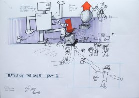 sketch battle 2 - communication