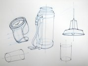 cylindrical objects_felt tip