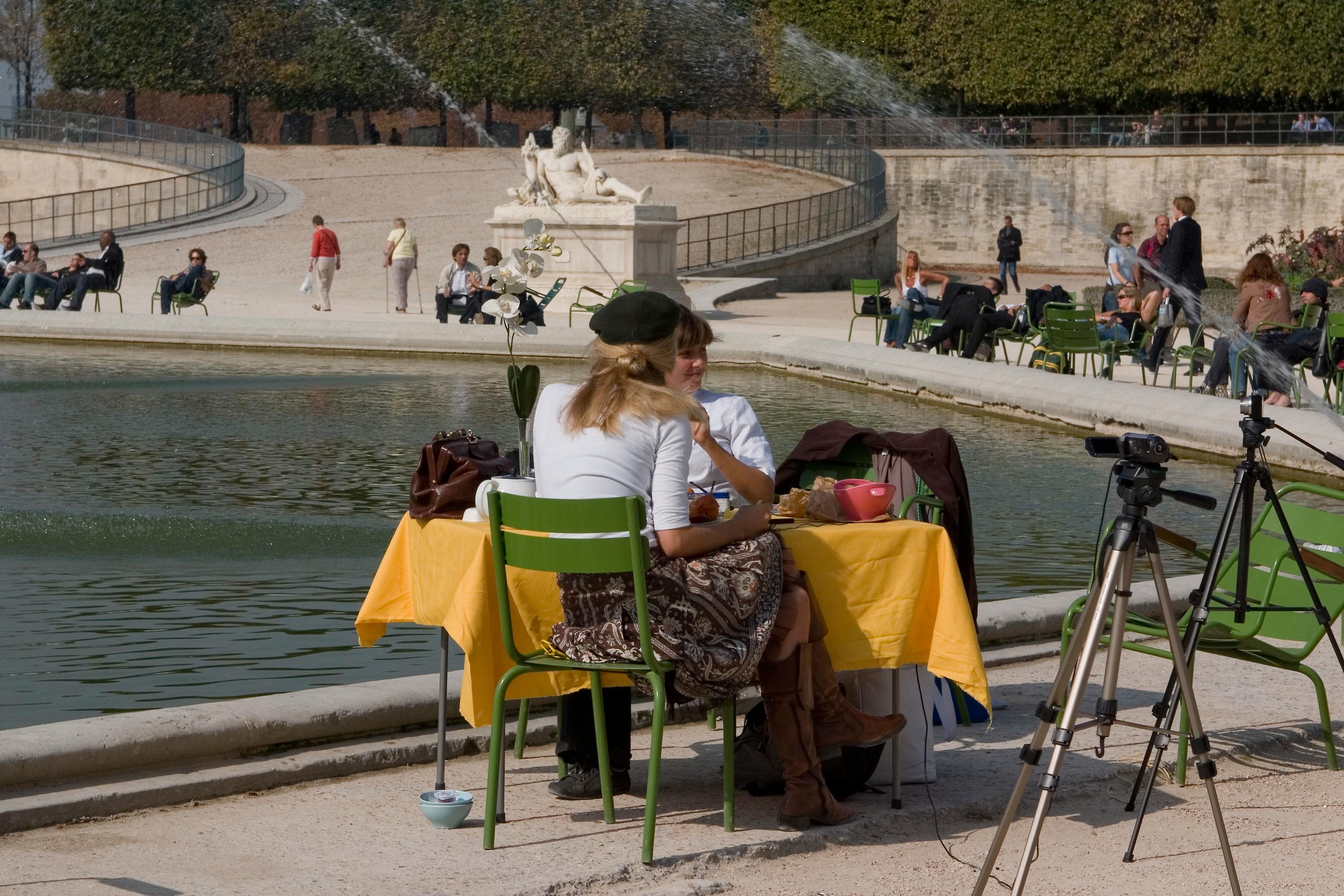 ExpérimenTable - Tuileries 2