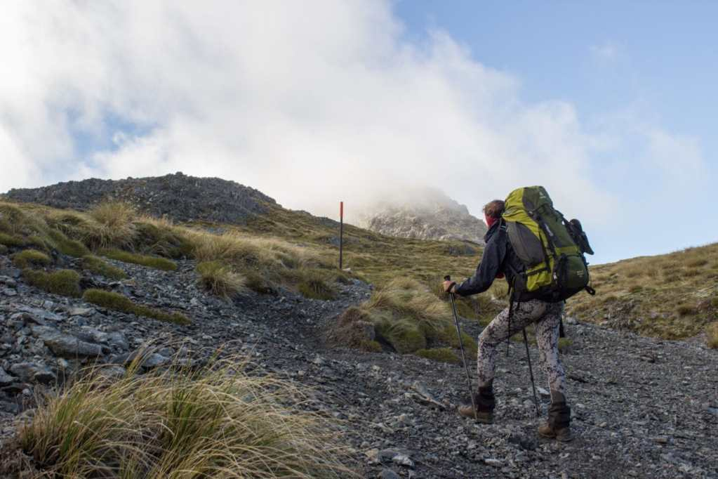 Wanderwege Neuseeland