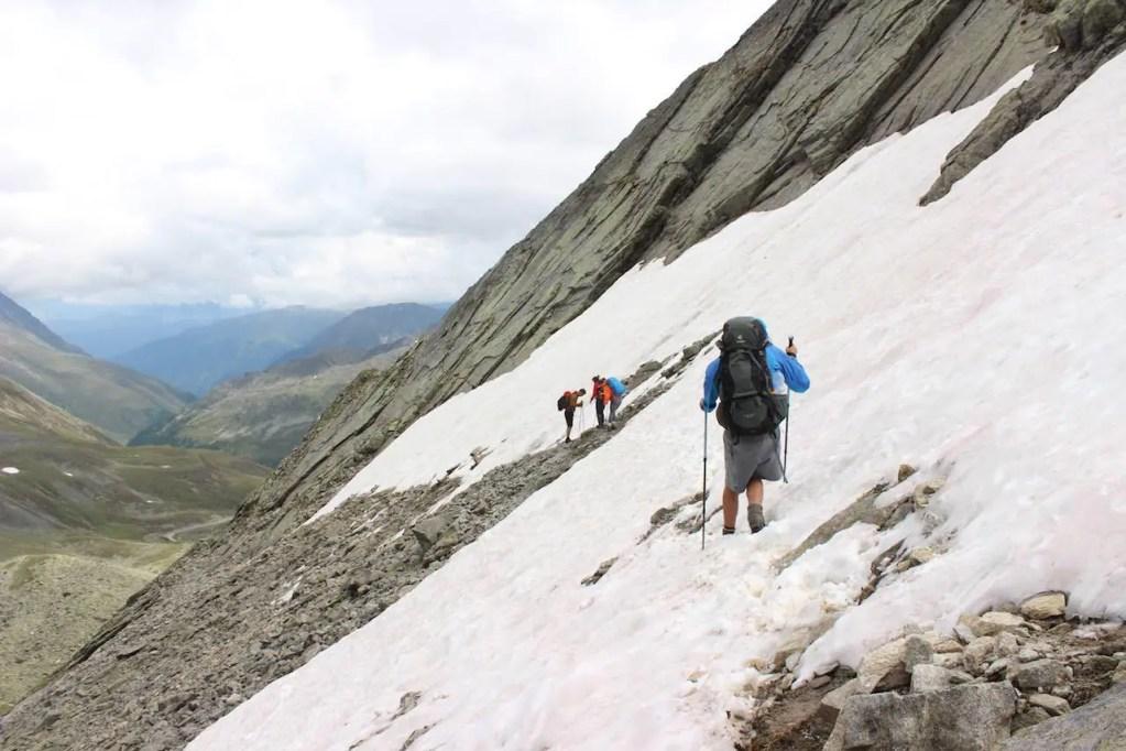 Die Etappen 5 & 6 der Alpenüberquerung auf dem L1: Von Garmisch nach Meran