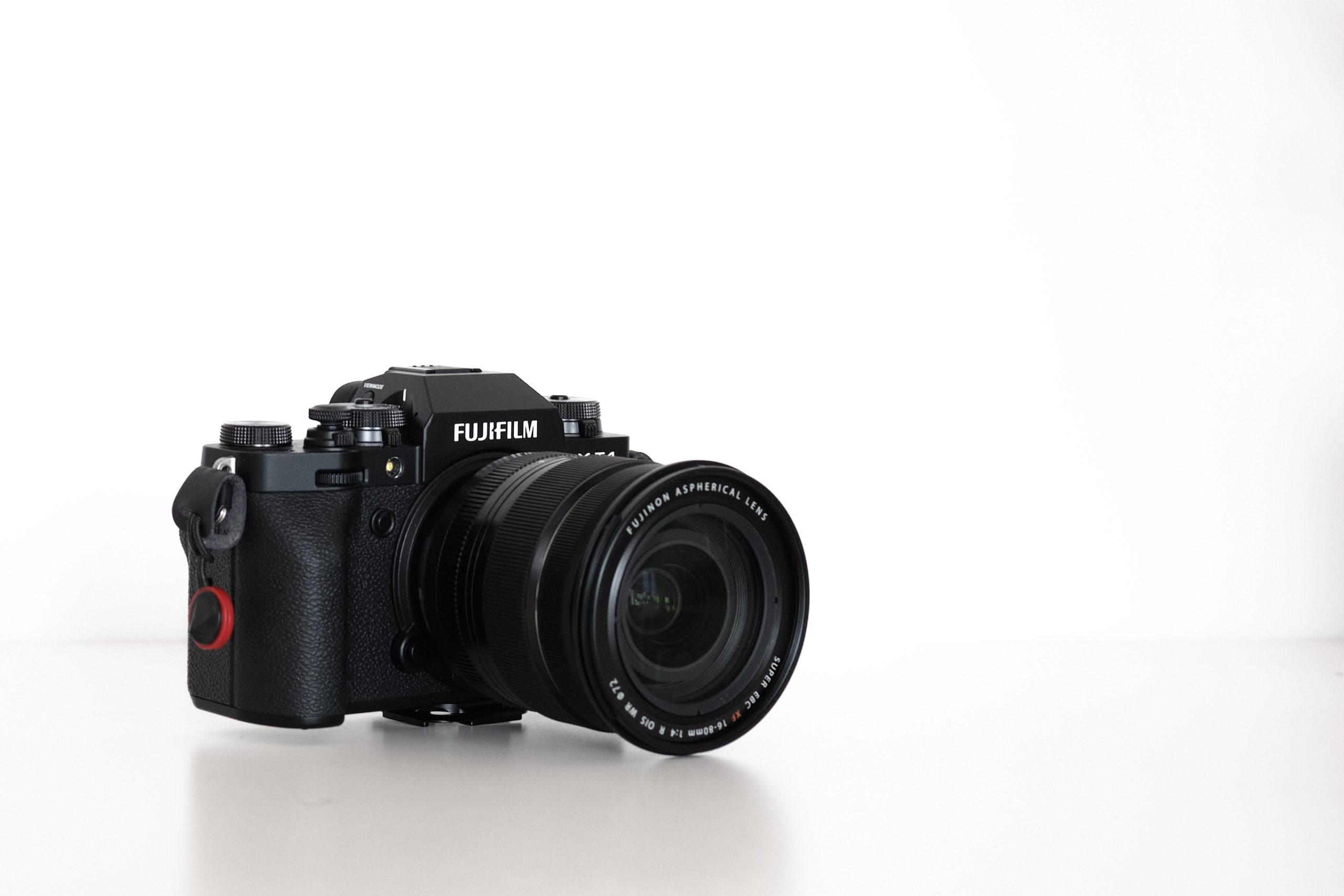 Boitier APS-C Fujifilm X-T4
