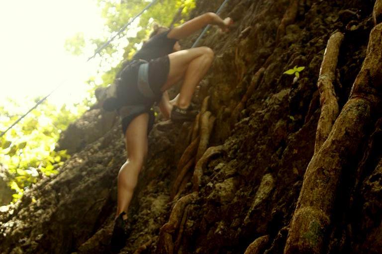 Rock Climbing Northern Laos