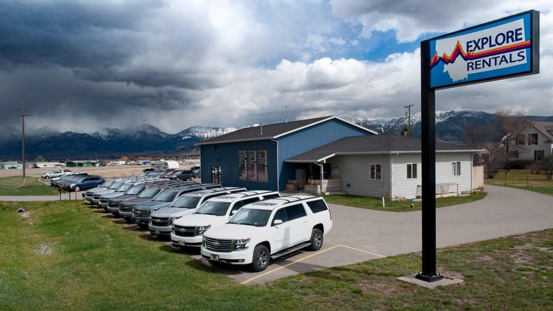 Rental Cars in Bozeman, MT