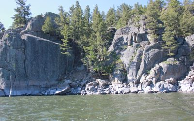 Canyon Ferry Fishing Report