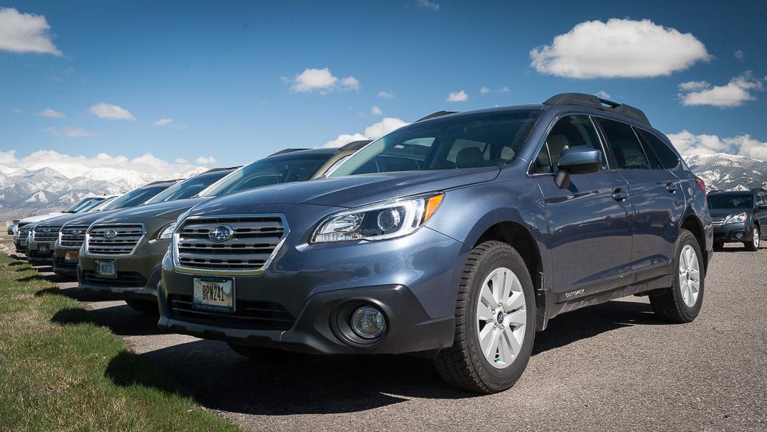 Subaru Outback Rentals Bozeman 1080-