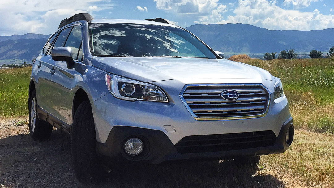 Rental Subaru Outbacks - Explore Rentals