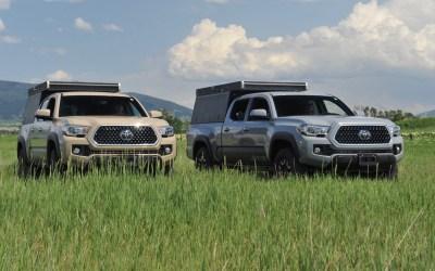 Toyota Tacoma Rental in Bozeman