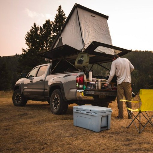 Rental Tacomas with Campers