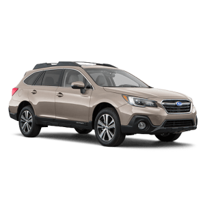 Image of rental Subaru Outback