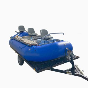 Bozeman Rental Raft