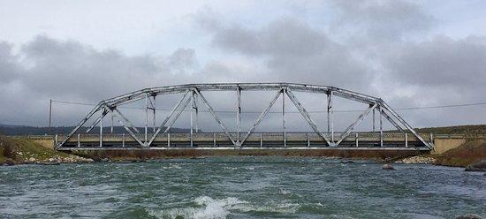 Three Dollar Bridge Madison River