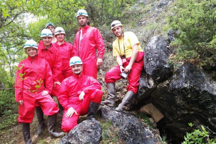 AdventureNEXT Ohrid-caving tour
