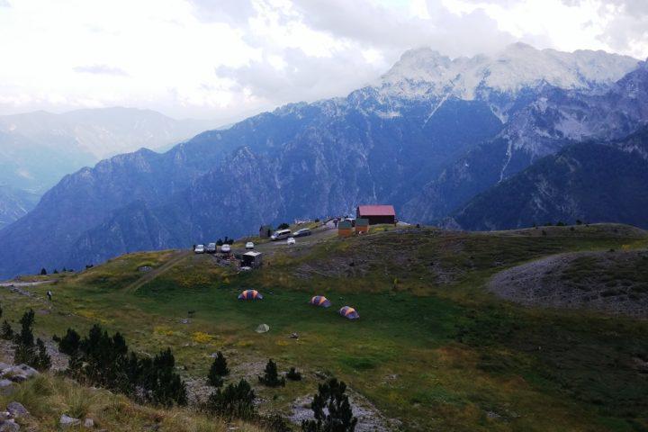 Prokletije - Qafa e Tores 1.760 m